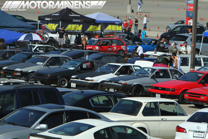 86FEST Autocross AE86 Scion FRS Subaru BRZ Roval road course road racing Auto Club Speedway Fontana