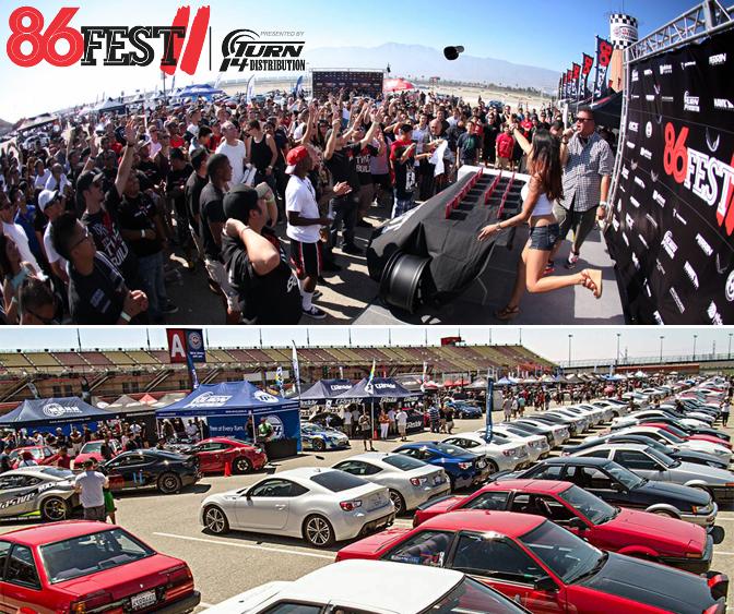 86Fest Fontana 86 Festival AE86 Sci