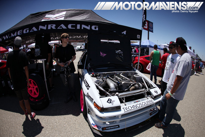 86FEST Taka Aono AE86 Toyota 86 Festival Corolla GT86 AutoClub Speedway Fontana Speedventures