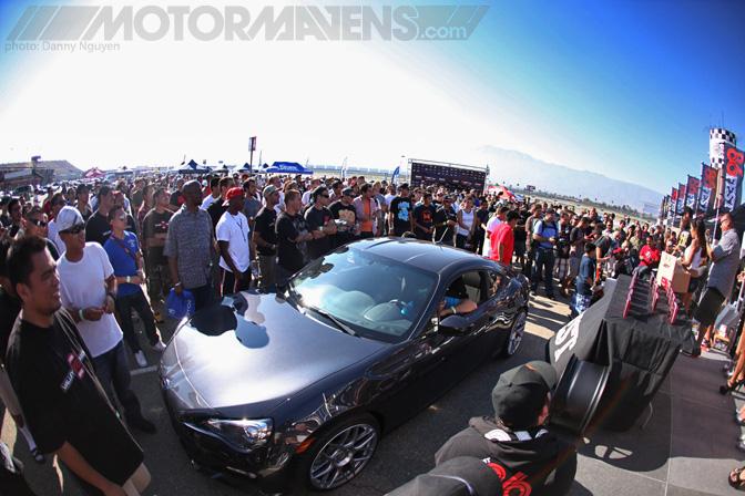 86FEST Raffle HRE Wheels ScionFRS FRS Toyota 86 Subaru BRZ AE86 Festival Corolla GT86 AutoClub Speedway Fontana Speedventures