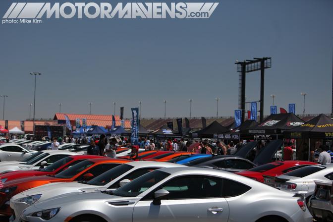 86FEST ScionFRS FRS Toyota 86 Subaru BRZ AE86 Festival Corolla GT86 AutoClub Speedway Fontana Speedventures