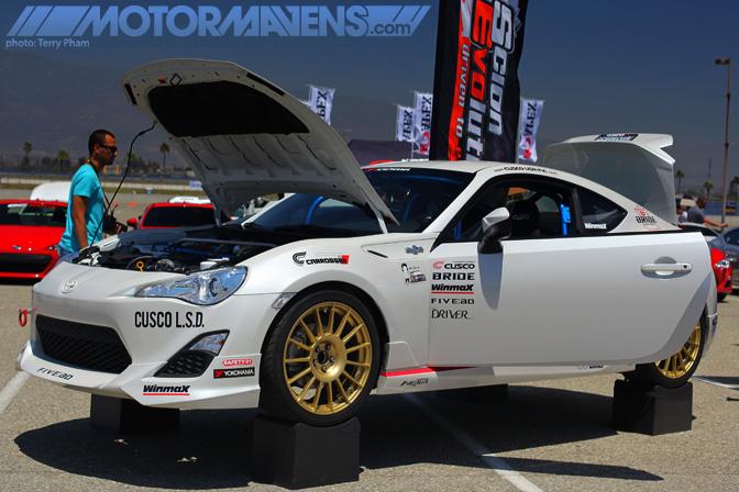 Winmax Brakes 86FEST ScionFRS FRS Toyota 86 Subaru BRZ AE86 Festival Corolla GT86 AutoClub Speedway Fontana Speedventures