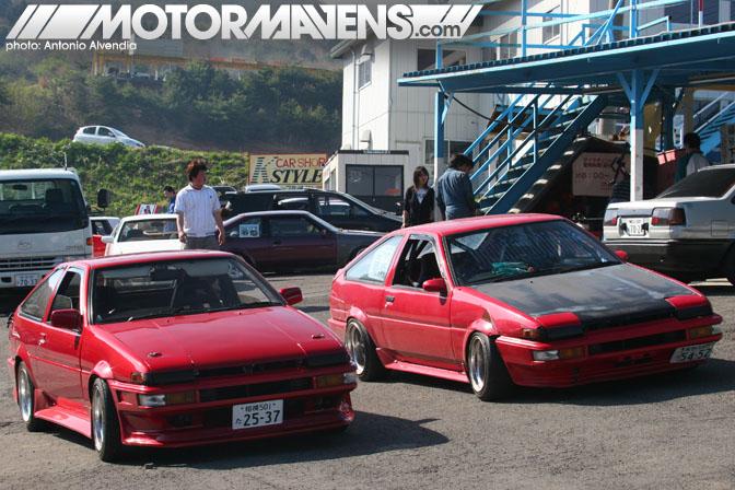 AE86 Hachiroku Day AE86 Day Festival MotorMavens 86LIFE