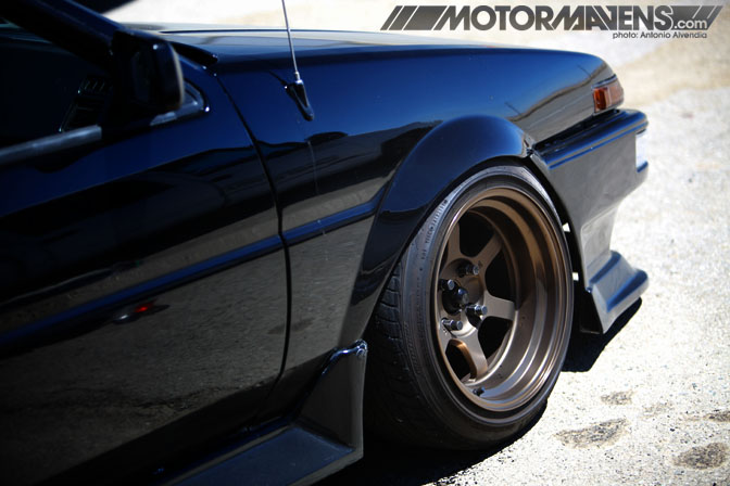 Volk Racing TE37V John Russakoff Ziptied JustDrift All Star Bash drifting festival Willow Springs ASBX 2010