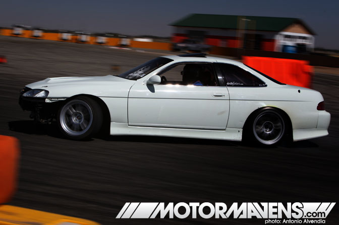 JZZ30 SC300 Powered by Max Ziptied JustDrift All Star Bash drifting festival Willow Springs ASBX 2010