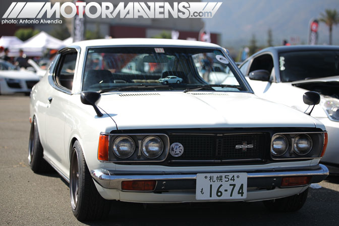 Nissan Bluebird Autocon Coverage Santa Anita Racetrack