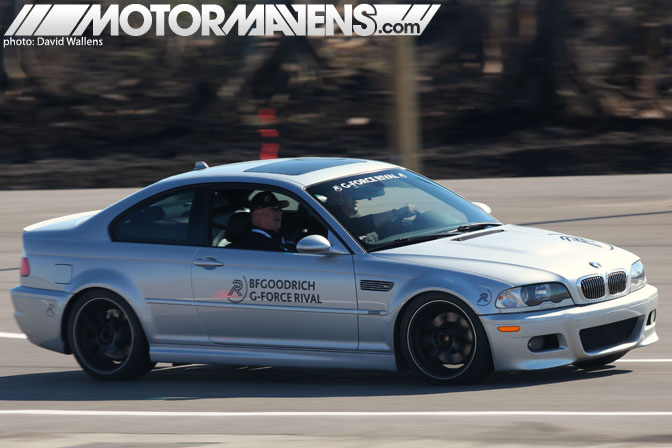 E46 M3 BFG BF Goodrich Rival Tire Test Tire Rack New Orleans Nola Motorsports Park autocross