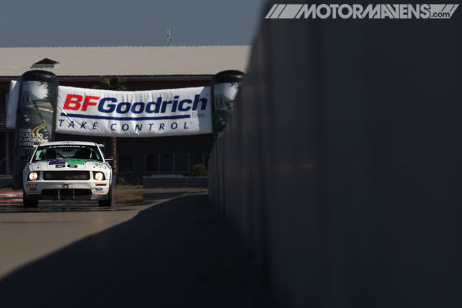 BFG BF Goodrich Rival Tire Test Tire Rack New Orleans Nola Motorsports Park