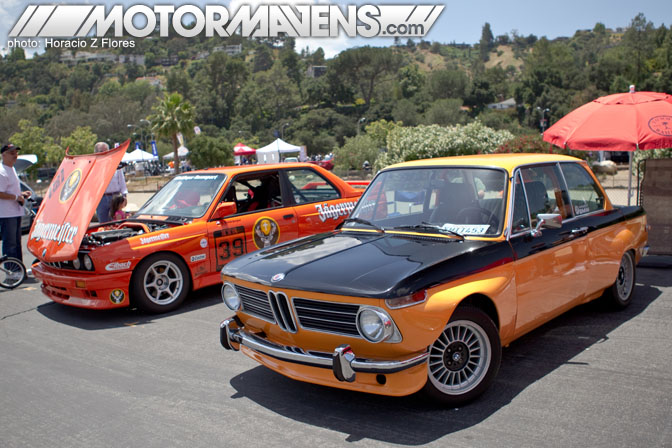 Bimmerfest BMW 2010 Pasadena Rose Bowl