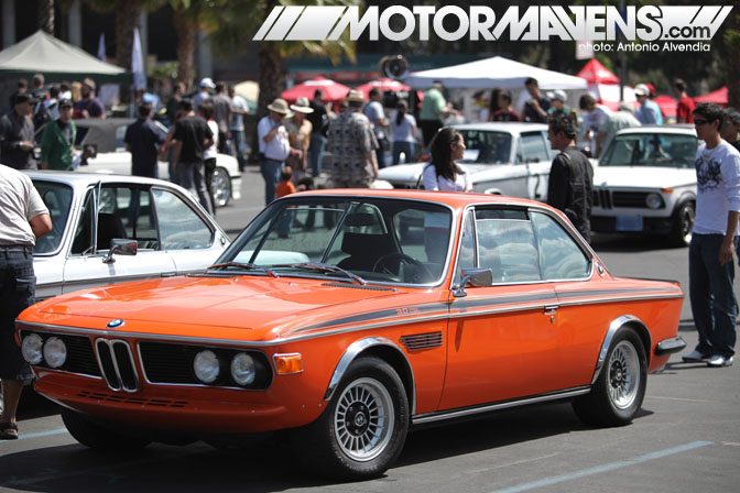 BMW Bimmerfest 2010 Pasadena Rose Bowl