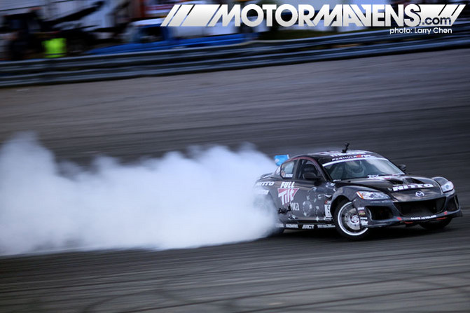 Formula Drift New Jersey Wall Speedway Driftstream