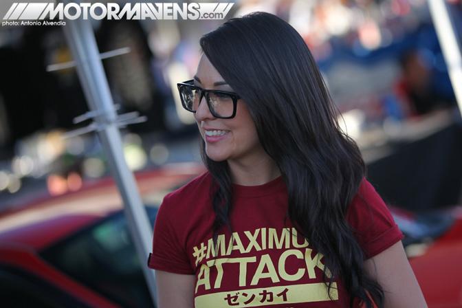 DJ Miki Taka 9Five Eyewear 9Fivers Watson wayfarer sunglasses frames Ray Ban Formula Drift Championship Finale Irwindale Speedway drifting