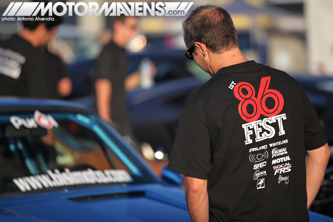 86Fest Shirt No Tricks in 86 Formula Drift Championship Finale Irwindale Speedway drifting