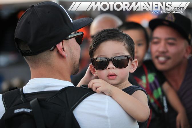 Kaleb Wes Lance Feliciano illipino baby swag Formula Drift Championship Finale Irwindale Speedway drifting