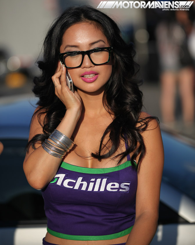 Ashley Vee Achilles Tire 9Five Eyewear Watson