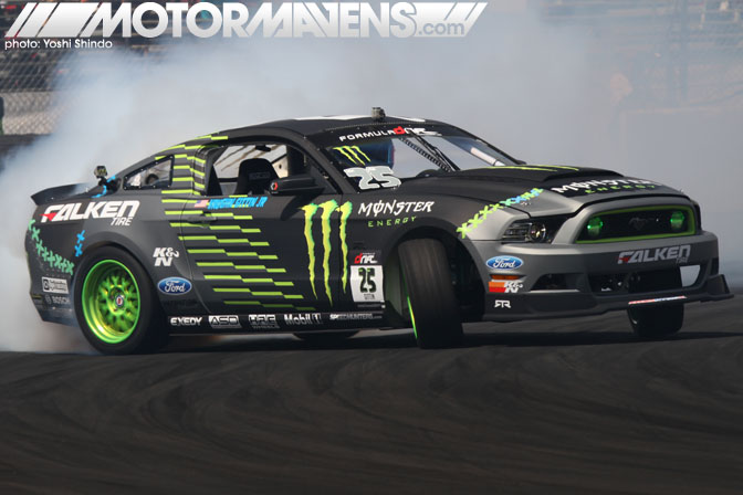 Formula Drift Long Beach 2012