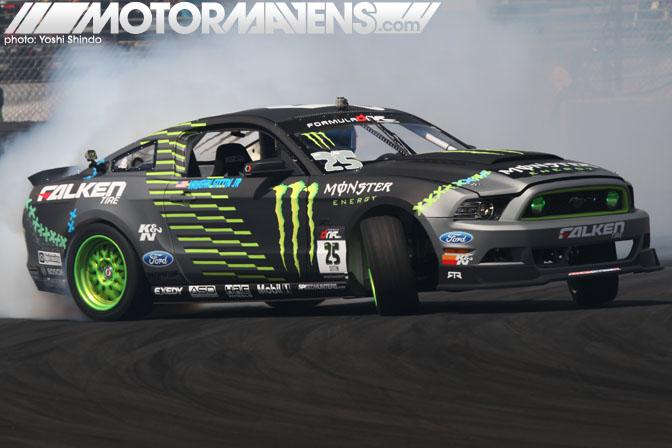 Formula Drift Long Beach 2012