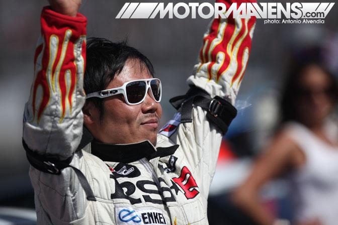 Toshiki Yoshioka Nitto RSR S15