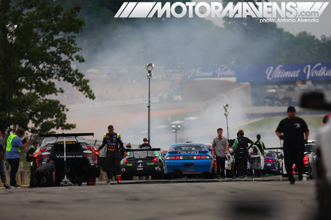 Ten Years of Formula Drift Road Atlanta Braselton GA
