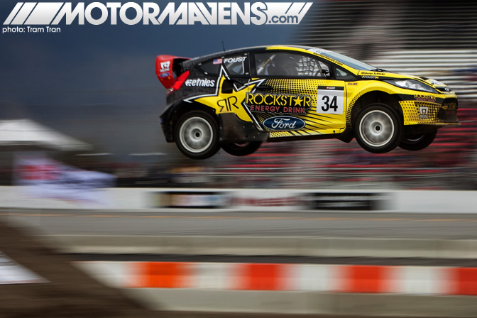 GALLERY> Global Rallycross At Irwindale Speedway