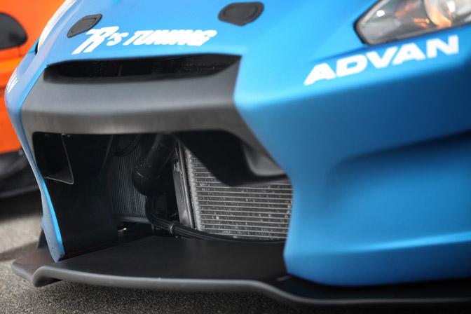 Ben Sopra R35 GTR R's Tuning intercooler Ricky Kwan Fast & Furious Fast&Furious Buttonwillow Raceway