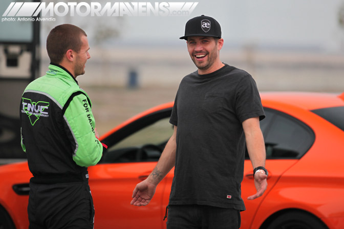 Paul Walker Fast & Furious Global Time Attack Shift S3ctor Sector Buttonwillow