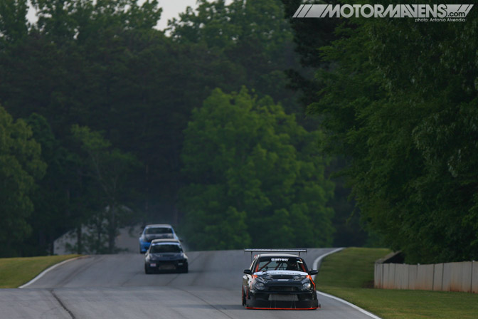 Global Time Attack Road Atlanta GTA Professional Awesome Racing Dan O'Donnell Jason Dienhart