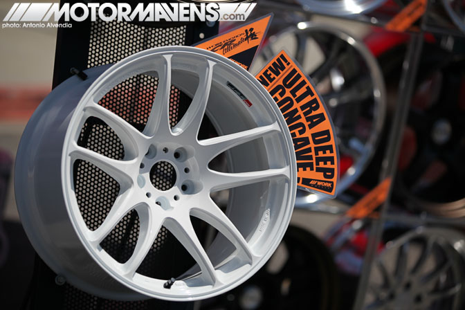 Work Wheels CR Kai Ultimate ultra deep concave Infamous Hellaflush Canibeat Fatlace Illest Hella Flush Long Beach Queen Mary