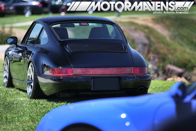 Rotiform Porsche 911 964 Infamous Hellaflush Canibeat Fatlace Illest Hella Flush Long Beach Queen Mary
