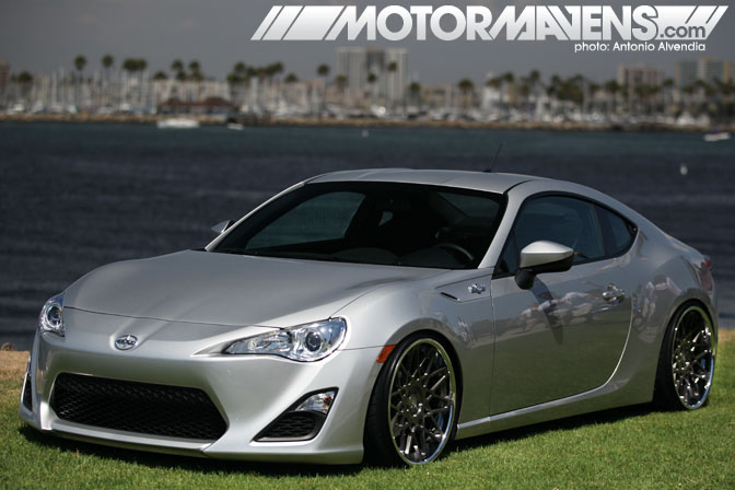 Rotiform Scion FRS Infamous Hellaflush Canibeat Fatlace Illest Hella Flush Long Beach Queen Mary