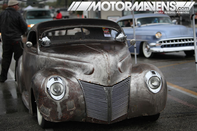 Dead Sleds Mooneyes Christmas Party XMas Irwindale hot rod kustom show