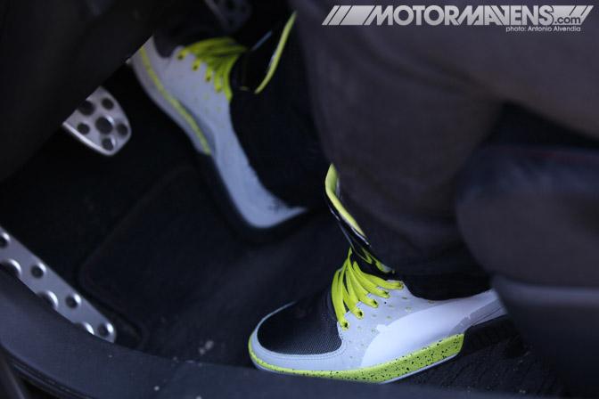 Subaru Motorsports Puma racing shoes 86FEST Scion FRS Subaru BRZ Raceline USA 86 Challenge