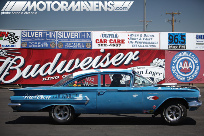 Rod&Kulture Dragfest Famoso Raceway Bakersfield CA Nostalgia Drags retro funny car top fuel altered hot rod pinup girls