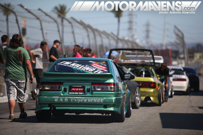Irwindale Speedway Closing images