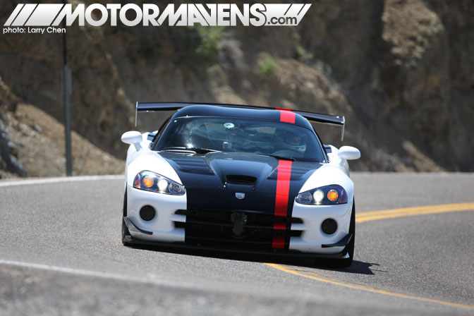 Spectre 341 Challenge Virginia City Hillclimb Nevada