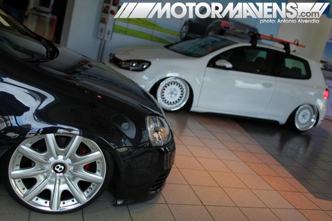 Volkswagen dealer VW Van Nuys Wustefest Brandon Chasin Golf Rabbit Corrado CC Phaeton Tiguan