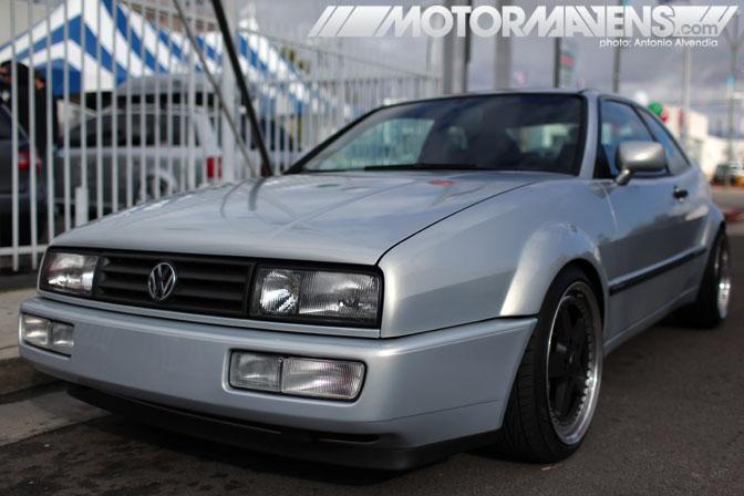 Volkswagen dealer VW Van Nuys Wustefest Brandon Chasin Corrado