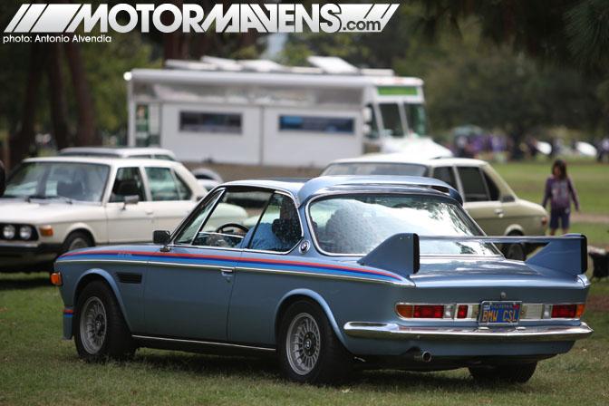 Vintage BMW Festival BMWCCA Woodley Park Van Nuys