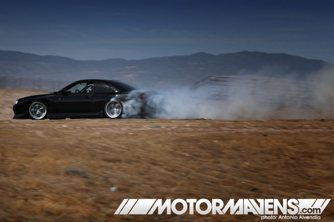 Forrest Wang S14 Silvia Streets of Willow