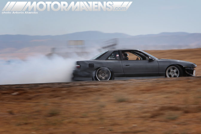 S13 Silvia Willow Springs