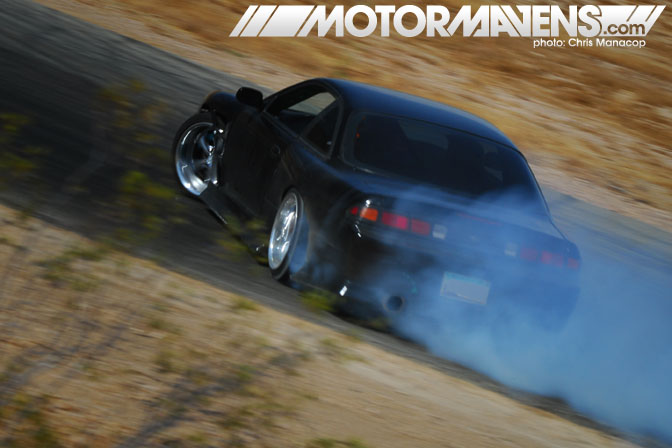 Forrest Wang S14 horse thief mile Just Drift All Star Bash drifting festival