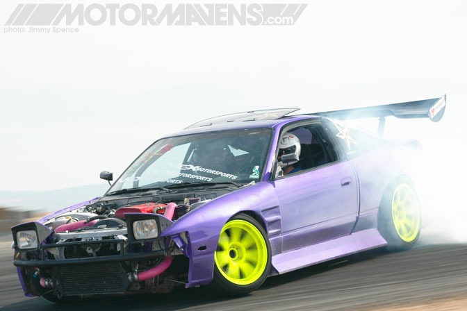 Vex Motorsports RPS13 Just Drift All Star Bash drifting festival
