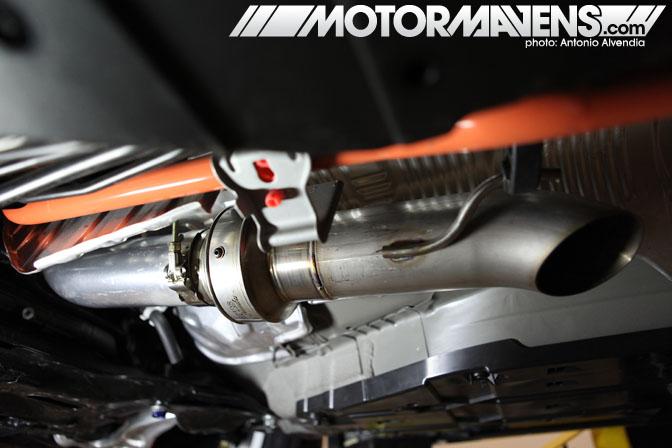 Bisimoto 2011 Honda CRZ CR-Z hybrid drag car Bisi Ezerioha Turbonetics turbo SEMA
