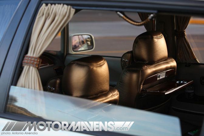 Center Stage Garson X Rocket Bunny Odyssey Motormavens Car