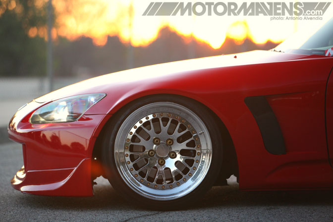 Autobacs ASM S2000 CCW Wheels
