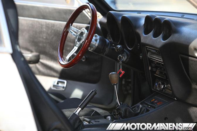 Datsun 240Z S30 Shakotan zombie Yuta Akaishi Heartbreaker Autoworks Gworks Hayashi bosozoku JCCS