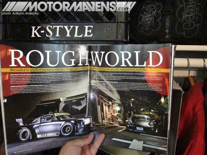 0-60, AE86, Antonio Alvendia, Rough World, Rauh Welt, Nakai,  Corolla, Trueno, Begriff