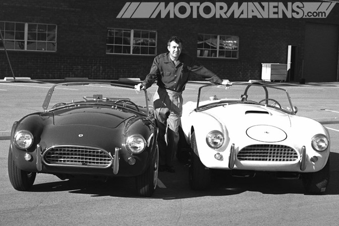 Carroll Shelby Dies. Founder of Shelby Cobra AC