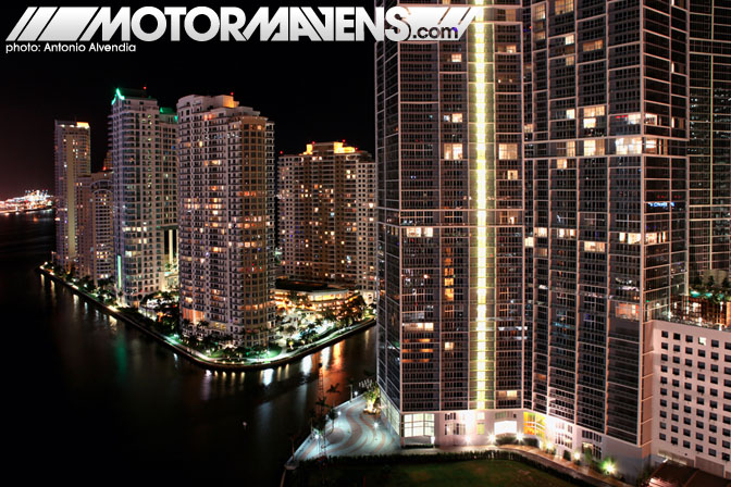 Miami Biscayne waterfront Epic Hotel