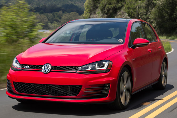 Volkswagen, 2015, Golf, GTI, VW, turbo, turbocharged, LSD